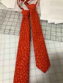 Grandsons' ties for wedding