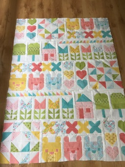 Ready to quilt!