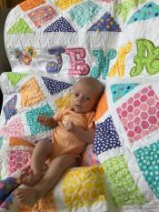 Granddaughter's quilt